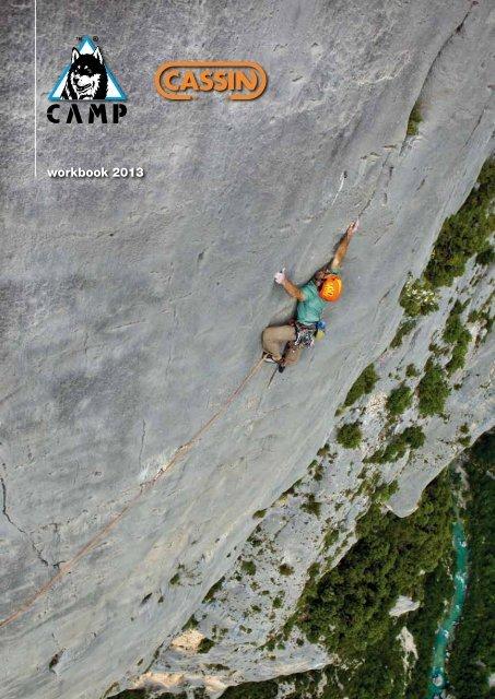 510 Bianco CAMP Sacco Magnesio 300 gr MOD