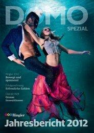 Jahresbericht 2012 (DE) - Ringier