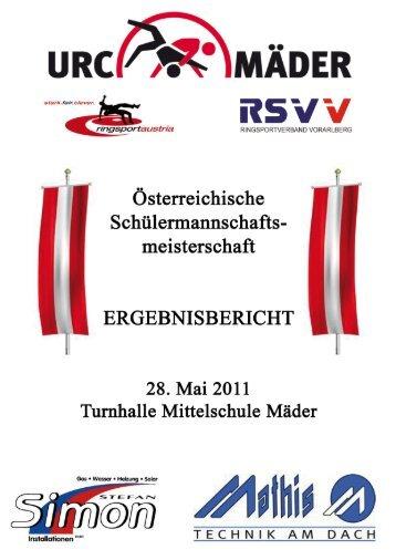 2 - Österreichischer Ringsportverband ÖRSV