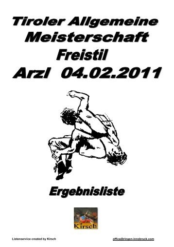 Freistil