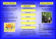 """""""Heidepark Soltau"""" Einverständniserklärung """"Seilgarten Aktion"""""""