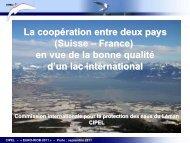 Suisse France - INBO