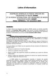 Note d'information - RIOB