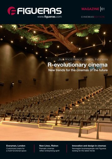 R-evolutionary cinema - Figueras