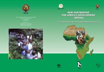 new partnership for africa's development (nepad) - UNEP