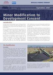 Minor modification to development consent newsletter September ...