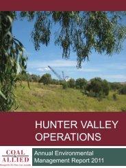 HVO 2011 Annual Environmental Management Report (PDF 13.84 ...