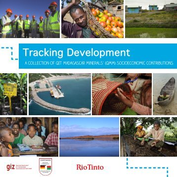 Tracking Development - Rio Tinto - Qit Madagascar Minerals