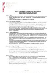 general terms and conditions of purchase - Rio Tinto - Qit ...
