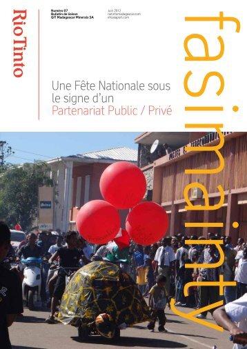 Une Fête Nationale sous le signe d'un Partenariat Public / Privé