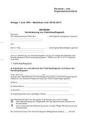 Anlage 1 zum VPA – Beschluss vom 20.02.2013 ENTWURF ... - RIS