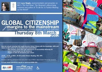 GLOBAL CITIZENSHIP - RISC