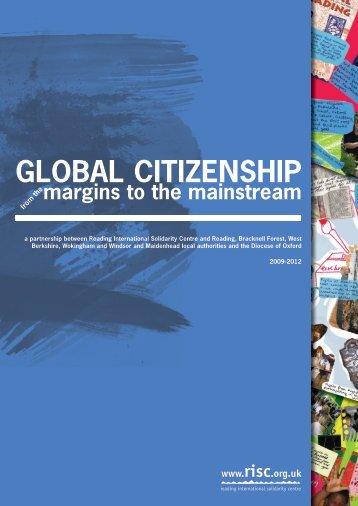 GLOBAL CITIZENSHIP - RISC