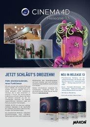 JETZT SCHLäGT'S DREIZEHN! - VISION 4D