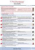 IT Risk Management – Compliant, prozessorientiert und ... - Seite 2