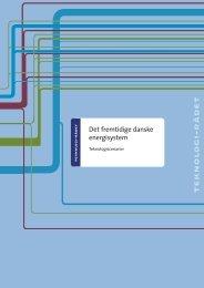 Det fremtidige danske energisystem