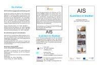 Projektflyer als PDF