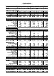 4. Seiten 24 und 25 Kosten im Blick - Liquiplan
