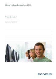 kan du læse Ennovas elevtrivselsrapport 2010/11 for Risskov ...