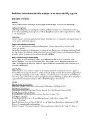 Almen vejledning i opgaveskrivning (pdf)