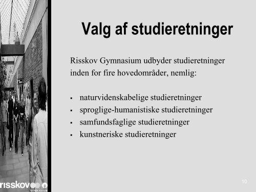 Gymnasiet (Stx) - Risskov Gymnasium