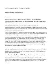 kan du læse tidsplanen for SRO 2013