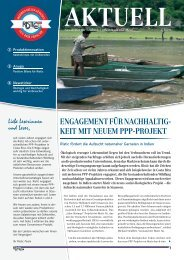 Newsletter als pdf-download - Ristic AG