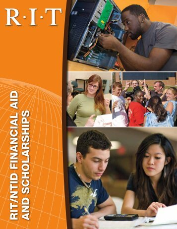 rit/ntid financial aid and scholarships - Rochester Institute of ...
