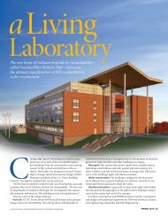 A Living Laboratory (pdf) - Rochester Institute of Technology