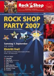39,90 - Rock Shop GmbH