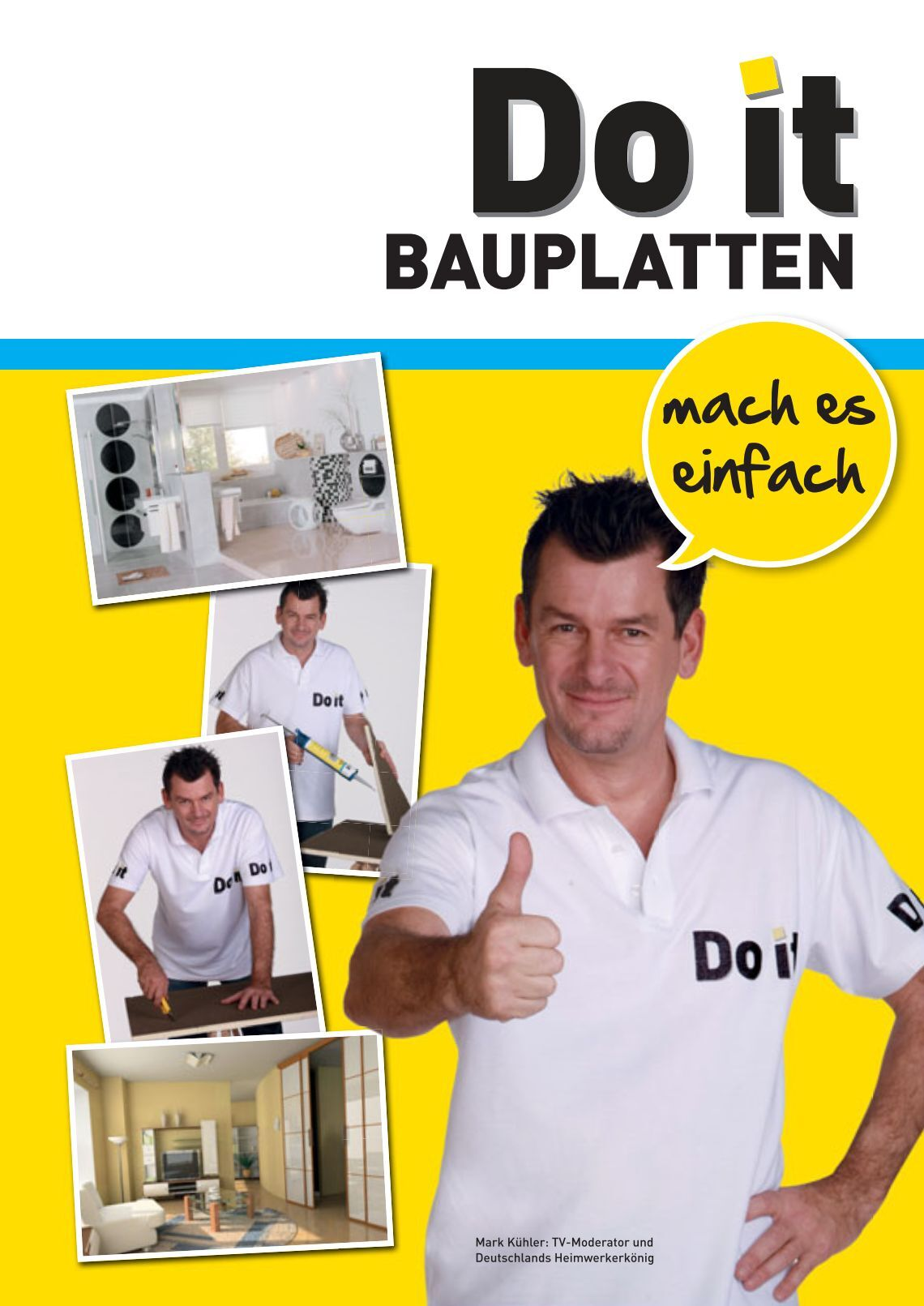 1 free magazines from doit bauplatten de. Black Bedroom Furniture Sets. Home Design Ideas
