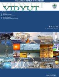 Issue 03 - March 2012 - Rajarambapu Institute of Technology