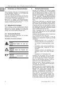 DE Externer Bypass für PMC12, 1, 2 und 3 kVA USV DK ... - Rittal - Page 4