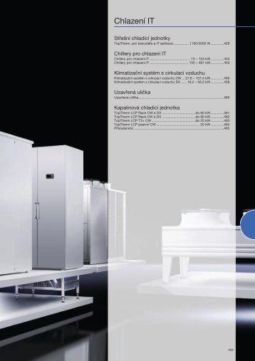 Chlazení IT - Rittal
