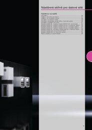 Nástěnné skříně pro datové sítě - Rittal