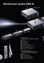 Monitorovací systém CMC III - Rittal