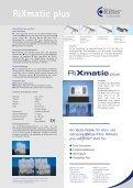 RiXmatic plus RiXmaticplus - Ritter Concept GmbH - Seite 2