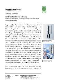 Download Handwerker (pdf) - Ritto