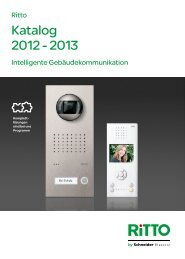 Katalog 2012-2013 - Ritto