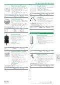Türsprechanlagen Mehrdrahttechnik Download (pdf / 0,8 MB) - Ritto - Seite 4