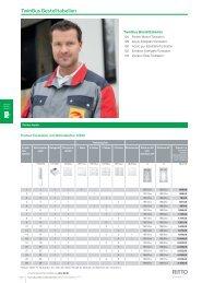 Planungsbeispiele + Bestelltabellen Download (pdf / 1,1 MB) - Ritto