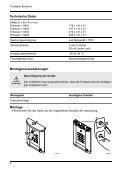 Entravox Kompakt-Türstation - Ritto - Page 2