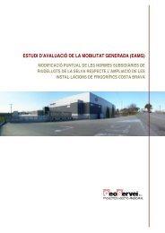 estudi d'avaluació de la mobilitat generada (eamg) - Ajuntament de ...