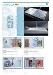 Sinks Starck K