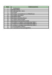 Pauschalierung einmaliger Bedarfe nach § 23 III ... - Beispiel-Klagen