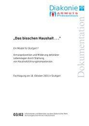 Rosemarie Daumüller - Diakonisches Werk der EKD