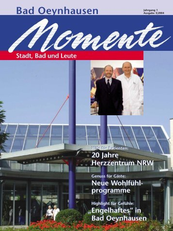 neue Angebote - Bad Oeynhausen