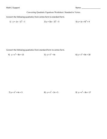 Printables Parametric Equations Worksheet parametric equations worksheet plustheapp quadratic area problems aq1 answers pdf