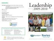 2010 - Riverland Community College