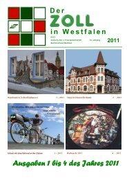Ausgabe - auf der Homepage des BDZ Westfalen!